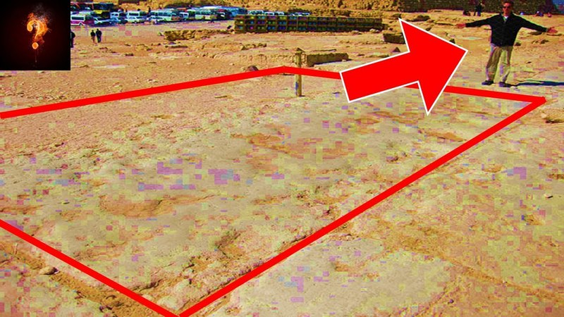 Largest Stones In Giza Found Hidden In Plain Sight?
