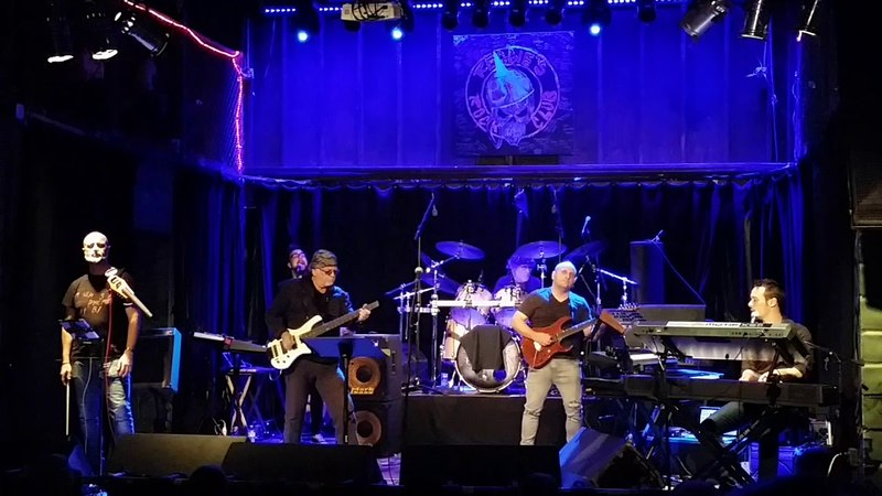 PFM ( Premiata Forneria Marconi) live at Reggies Chicago, Tue May 8 2018 part 1