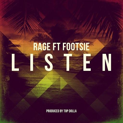 Rage альбом Listen