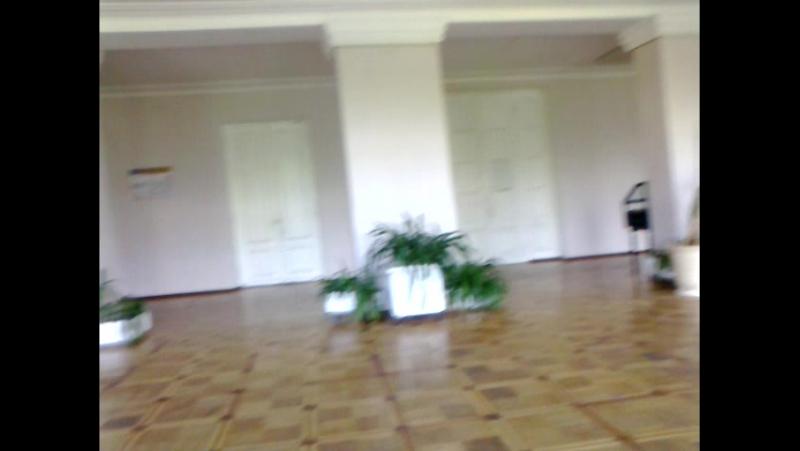 ВГИК 3 этаж Сценарно Киноведческий 06 08 2012 год
