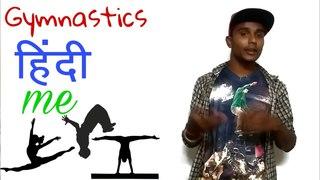 Tutorial - front roll/forward roll , drive roll 💪 Gymnastics हिन्दी me    Gymnastics Hindi me   