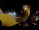 Видео момента столкновения мотоцикла Кавасаки в Белгороде