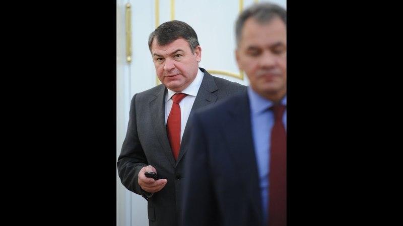 Мин.Обороны.Сердюков дал первое интервью с 2012 г.Петр Пушенков читает с комментами о будущем вооруженных сил
