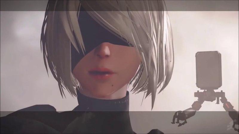 Nier Automata - Kaine Salvation [English Translation cover]