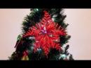 как сделать красивую снежинку из бумаги обзор видео 7