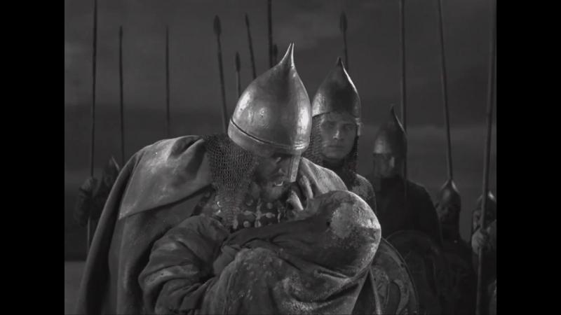 Александр Невскии (СССР 1938) Эйзенштейн, Васильев, Иванов [Full HD 1080]