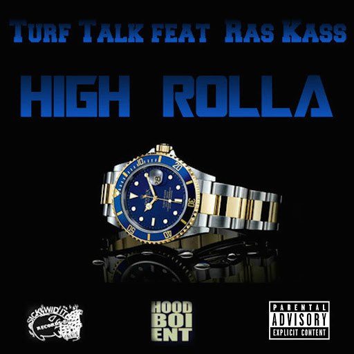 Turf Talk альбом High Rolla (feat. Ras Kass)