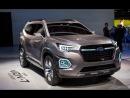 Subaru Viziv concept 2016 Los Angeles Auto Show