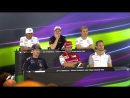 The Longest Press Conference Question Ever! _ 2014 Abu Dhabi Grand Prix