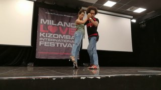Kizomba Morenasso and Adi Baran at Milano Love Kizomba Festival 2018- Ai Minina Badoxa/To Semedo