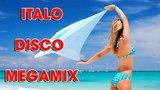 Italo disco Megamix II Golden Oldies Disco Dance hits 80s II Summer 80's Italo Disco Megamix