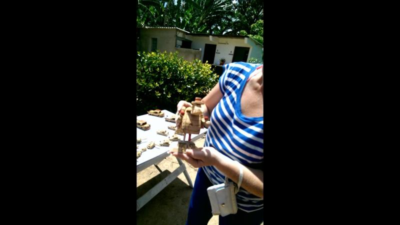 Крокодил Карлоса в Плая Ларго, куба 2015