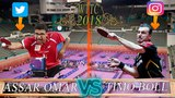 Timo BOLL vs ASSAR Omar | 2018 World Team Championships | Highlights/HD | WTTTC 2018