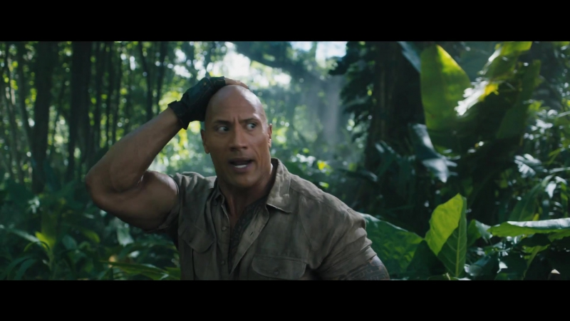 JUMANJI: WELCOME TO THE JUNGLE - Official Trailer 2