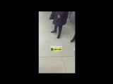 Пожар в ТРЦ Зимняя вишня Кемерово_ паника внутри помещения - жуткие кадры