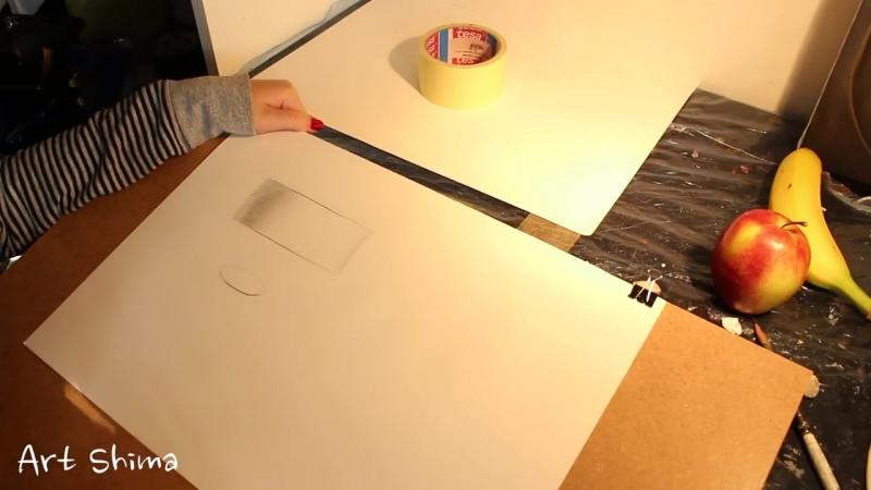 Основы СВЕТОТЕНИ в Рисунке Карандашом _ Учимся РИСОВАТЬ карандашом