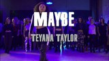 ALEXIS BEAUREGARD Maybe by Teyana Taylor