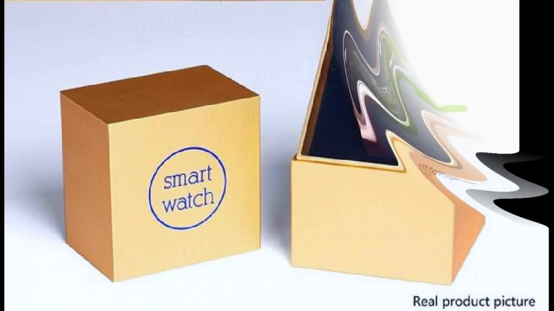 Обзор умных часов Smartwatch KingWear KW18