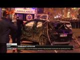 У мережу виклали відео моменту кривавого ДТП у Харкові