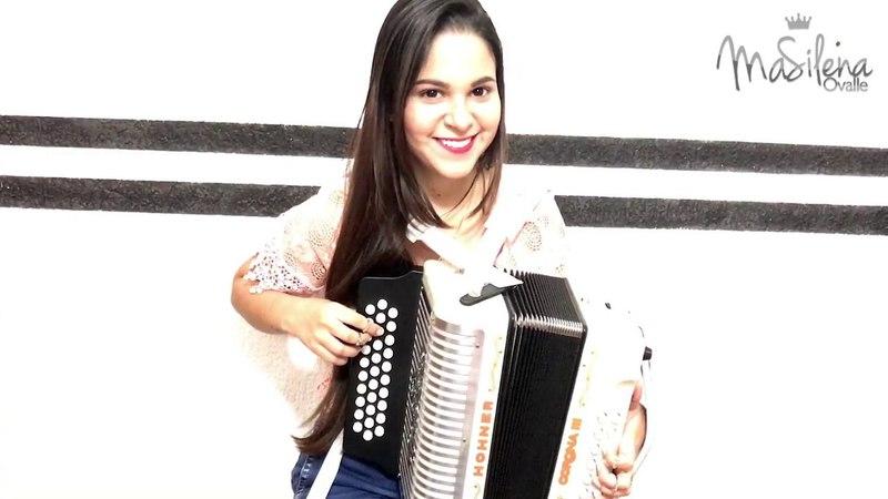 El Amante / Nicky Jam - Cover Acordeón - Masilena Ovalle