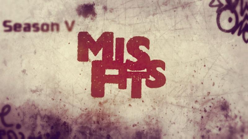 Misfits Отбросы Сезон 5 Серия 1 2013