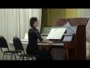6Концерт ко дню музыки и учителя в ДМШ №6 - Прелюдия 4.10.2017 Нижнекамск
