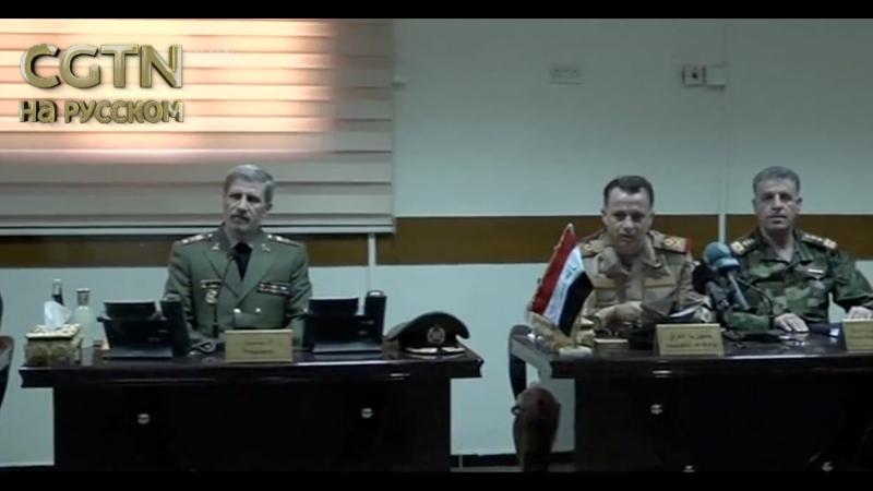 ВВС Ирака нанесли серию авиаударов по объектам ИГ в Сирии