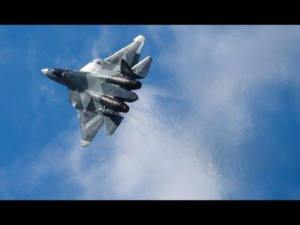 Шойгу: Су-57 нанес удар по террористам в Сирии с помощью крылатых ракет
