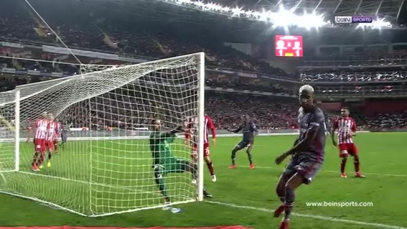 SL 2017 18 Antalyaspor 1 2 Beşiktaş