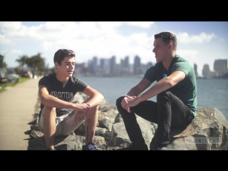 Пашкин КИНОЗАЛ | Gay Cinema Hall - Helix - Introducing Shane Cook (Joey Mills, Shane Cook)