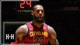 Cleveland Cavaliers Full Highlights vs Philadelphia 76ers | April 6, 2018 | 2017-18 NBA Season