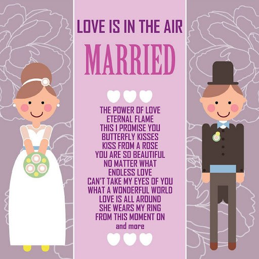 Bliss альбом Love Is in the Air - Married