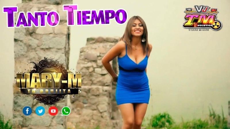 TANTO TIEMPO - CUMBIA ECUATORIANA - MARY M - VIDEO OFICIAL - SOLO BUENA CUMBIA