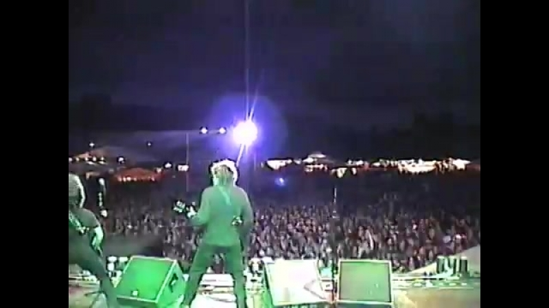 SMF Dee Snider Twisted Sister- Concert in Germany 6.30.01