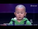 Танцующий мальчик 3-х лет из Китая