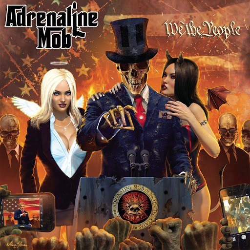 Adrenaline Mob альбом We the People