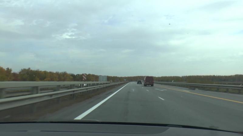 Путешествие по федеральной трассе М4