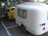 caravane speciale fiat 500 : la Laika 500