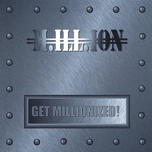 Million альбом Get Millionized!