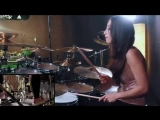 Disturbed - The Light(cover drums by Meytal Cohen)