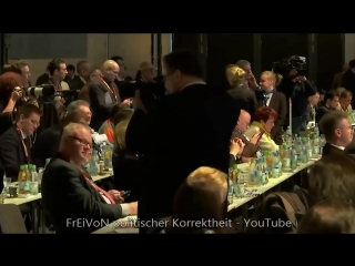 AFD auf Platz 1 - aktuelle Umfrage - Statements von Vera Lengsfeld und Berger zur CDU - HD