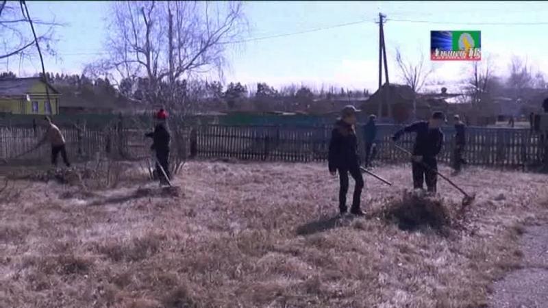 День работника местного самоуправления в селе Нигматуллино