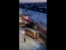 ДТП на Социалистической, 3 машины. Бийск 14.01.2018