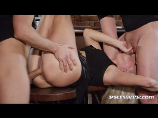 Britany Bardot aka Brittany Bardot - Brittany Bardott, Horny Milf Rides a Threesome with Anal and DP [MILF,  DP, Anal, 1080p]