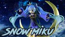 Figma Snow Miku: Twinkle Snow ver. : Распаковка и обзор аниме фигурки