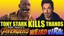 TONY STARK KILLS THANOS | EXCLUSIVE LEAKED SCENE from AVENGERS: INFINITY WAR by Aldo Jones