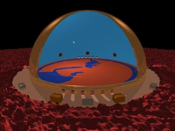 Земля другая! Откровения. Выпуклая Шар Или огромный космический корабль...