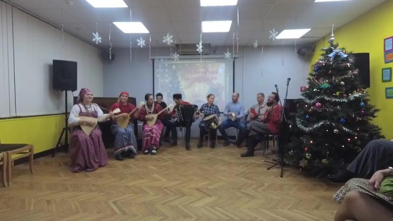 Сормач на концерте декабрь 2017