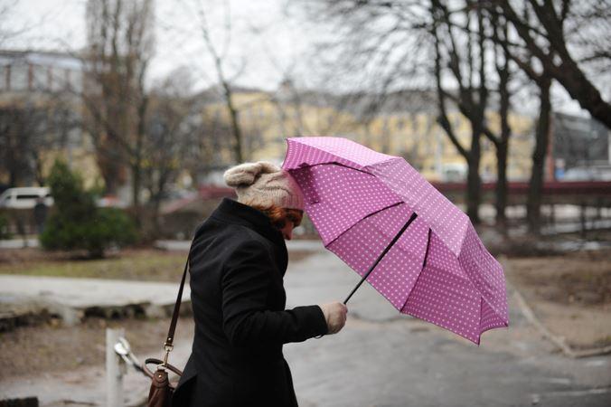 Метеопредупреждение:в ближайший час, с сохранением до конца суток, ожидается усиление ветра