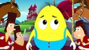 Humpty Dumpty Sat On A Wall | Nursery Rhymes For Children | Kids Songs | Song kids tv